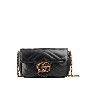 GG Gucci Marmont Super Mini